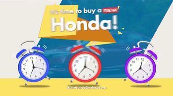 Honda TV Spot, 'It's Time' [T2] - Thumbnail 2