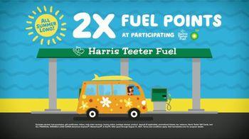 Harris Teeter TV Spot, 'Save at the Pump All Summer Long'
