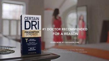 Certain Dri TV Spot, 'Colorful Closet: Different' - Thumbnail 4