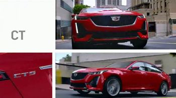 Cadillac Move Up TV Spot, 'Countdown to Luxury: SUV & Sedan' Song by DJ Shadow, Run the Jewels [T2] - Thumbnail 3