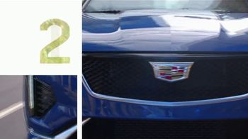 Cadillac Move Up TV Spot, 'Countdown to Luxury: SUV & Sedan' Song by DJ Shadow, Run the Jewels [T2] - Thumbnail 7