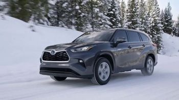 Toyota TV Spot, 'Hybrid Balance' [T2] - Thumbnail 1