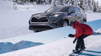 Toyota TV Spot, 'Hybrid Balance' [T2] - Thumbnail 2