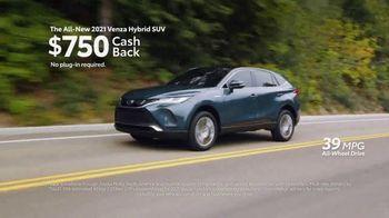 Toyota TV Spot, 'Hybrid Balance' [T2] - Thumbnail 3