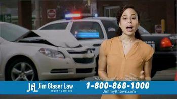 Jim Glaser Law TV Spot, 'Car Accident: Worker's Compensation' - Thumbnail 1