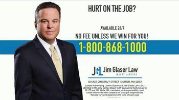 Jim Glaser Law TV Spot, 'Car Accident: Worker's Compensation' - Thumbnail 10