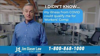 Jim Glaser Law TV Spot, 'Car Accident: Worker's Compensation' - Thumbnail 3
