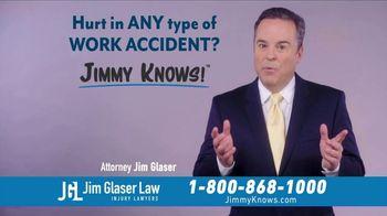 Jim Glaser Law TV Spot, 'Car Accident: Worker's Compensation' - Thumbnail 6