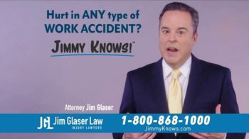 Jim Glaser Law TV Spot, 'Car Accident: Worker's Compensation' - Thumbnail 7