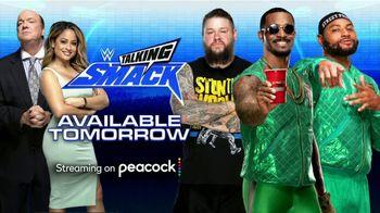 Peacock TV TV Spot, 'WWE Talking Smack' - Thumbnail 2