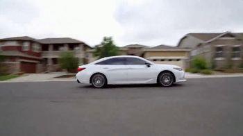 Toyota TV Spot, 'Pure Driving Experience' [T2] - Thumbnail 4