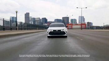 Toyota TV Spot, 'Pure Driving Experience' [T2] - Thumbnail 7