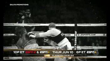ESPN+ TV Spot, 'Shields vs. Elkin' - Thumbnail 2