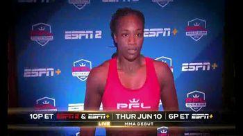 ESPN+ TV Spot, 'Shields vs. Elkin' - Thumbnail 4