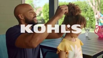 Kohl's TV Spot, 'Father's Day: Patio Furniture, Backyard Games and Active Brands' Song by  Oh, Hush! - Thumbnail 1