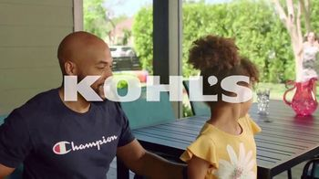 Kohl's TV Spot, 'Father's Day: Patio Furniture, Backyard Games and Active Brands' Song by  Oh, Hush! - Thumbnail 2