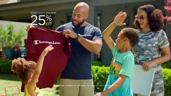 Kohl's TV Spot, 'Father's Day: Patio Furniture, Backyard Games and Active Brands' Song by  Oh, Hush! - Thumbnail 7