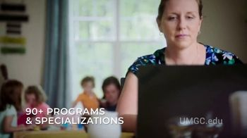 University of Maryland Global Campus TV Spot, 'Made for You'