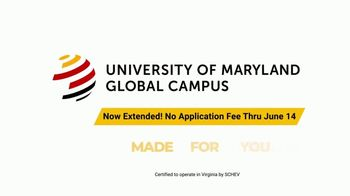 University of Maryland Global Campus TV Spot, 'Made for You' - Thumbnail 9