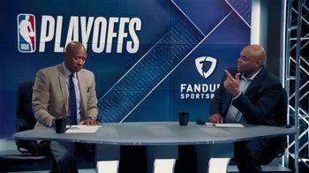 FanDuel Sportsbook TV Spot, 'NBA Playoffs: Unprofessional' Featuring Kenny Smith, Charles Barkley