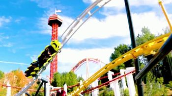 Six Flags TV Spot, 'The Thrill Is Calling: $45'
