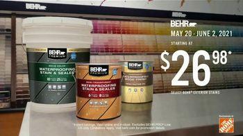 BEHR Paint TV Spot, 'Let's Stain: $26.98' - Thumbnail 8