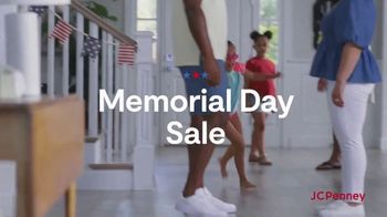 JCPenney Memorial Day Sale TV Spot, 'Hundreds of Doorbusters'