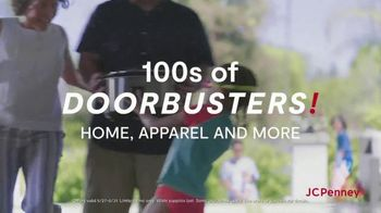 JCPenney Memorial Day Sale TV Spot, 'Hundreds of Doorbusters' - Thumbnail 4