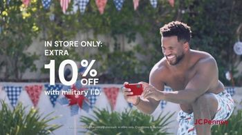JCPenney Memorial Day Sale TV Spot, 'Hundreds of Doorbusters' - Thumbnail 7