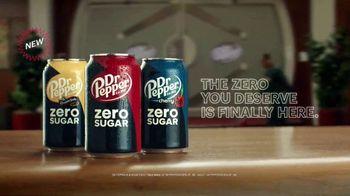 Dr Pepper Zero Sugar TV Spot, 'Freeze Frame Cheers' - Thumbnail 10