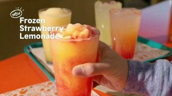 Popeyes Frozen Strawberry Lemonade TV Spot, 'Summer Pairing' - Thumbnail 3