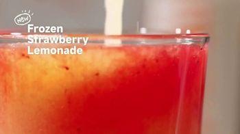 Popeyes Frozen Strawberry Lemonade TV Spot, 'Summer Pairing' - Thumbnail 5