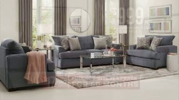 Rooms to Go  Memorial Day Sale TV Spot, 'Save Big on Cozy Living Rooms: $999' - Thumbnail 6