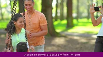 Assurance Wireless Unlimited TV Spot, 'Emergency Broadband Benefit' - Thumbnail 2