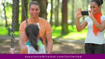 Assurance Wireless Unlimited TV Spot, 'Emergency Broadband Benefit'