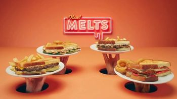 Denny's Melts TV Spot, 'Grilled to Please: Join Our Team'