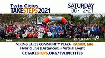 Crohn's & Colitis Foundation of America TV Spot, '2021 Twin Cities Take Steps' - Thumbnail 3