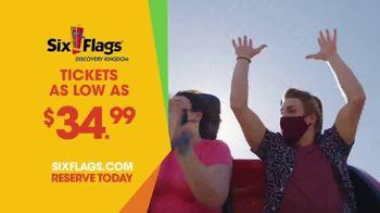 Six Flags TV Spot, 'Answer the Call: $34.99' - Thumbnail 8