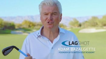 Lag Shot Golf TV Spot, 'Game-Changing Swing Trainer' - Thumbnail 2