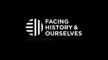 Facing History and Ourselves TV Spot, 'All of Us' - Thumbnail 8