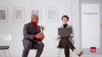 Ping Identity TV Spot, 'Be a Boardroom Hero' Featuring Terry Crews