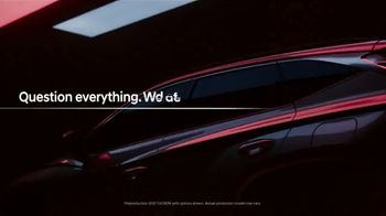 2022 Hyundai Tucson TV Spot, 'Question Everything: We Did' Song by Zayde Wølf [T1] - Thumbnail 4