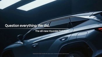 2022 Hyundai Tucson TV Spot, 'Question Everything: We Did' Song by Zayde Wølf [T1] - Thumbnail 5