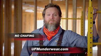 Underwear for Men TV Spot, 'Engineered Underwear'