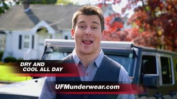 Underwear for Men TV Spot, 'Engineered Underwear' - Thumbnail 4