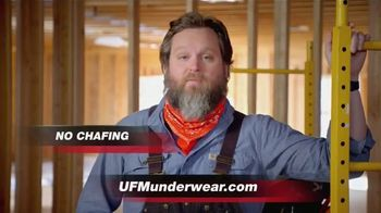 Underwear for Men TV Spot, 'Engineered Underwear' - Thumbnail 5