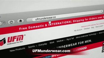 Underwear for Men TV Spot, 'Engineered Underwear' - Thumbnail 6