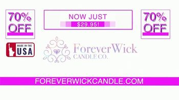 ForeverWick TV Spot, 'Genuine Diamond In Every Candle' - Thumbnail 5