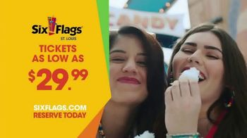 Six Flags St. Louis TV Spot, 'Thrill is Calling: $29.99' - Thumbnail 7