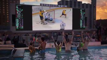 Circa Resort & Casino TV Spot, 'Stadium Swim' - Thumbnail 1